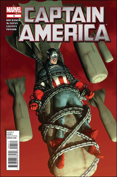 Captain America (2011) 4-A by Marvel