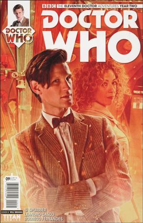 Doctor Who: The Eleventh Doctor Year Two 9-B