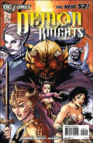 Demon Knights 2-A