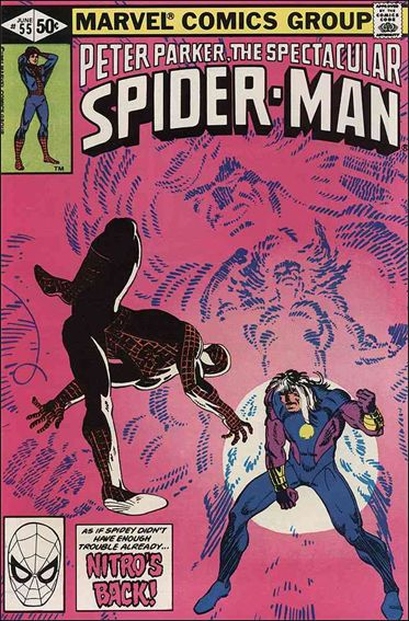 Spectacular Spider-Man (1976) 55-A by Marvel