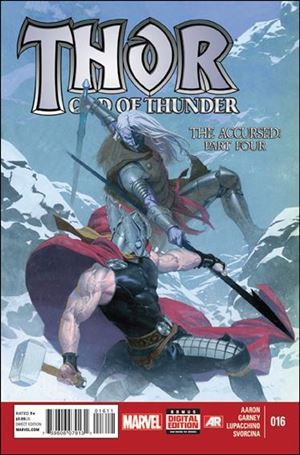 Thor: God of Thunder 16-A