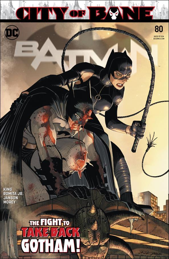 Batman (2016) 80-A by DC