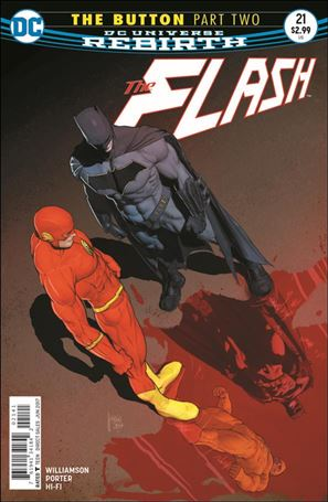 Flash (2016) 21-D
