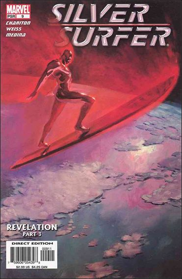 Silver Surfer (2003) 9-A by Marvel