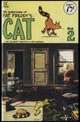 Adventures of Fat Freddy's Cat 2-A