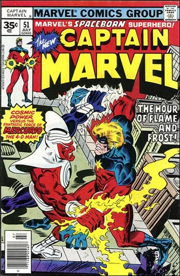 Captain Marvel (1968) 51-B by Marvel