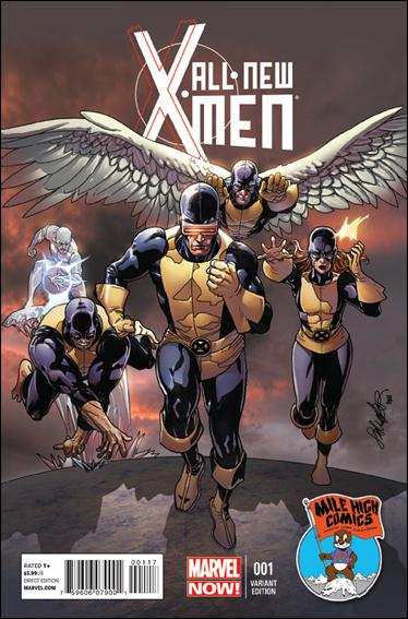 All-New X-Men 1-K by Marvel