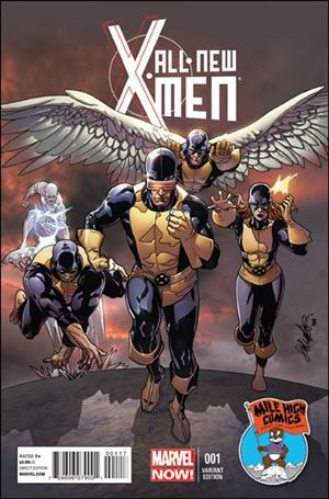 All-New X-Men (2013) 1-K