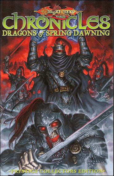 Dragonlance: Chronicles (2007) 5-B by Devil's Due