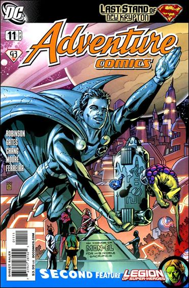 Adventure Comics (2009) 11-A by DC