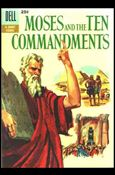 Moses and the Ten Commandments 1-A