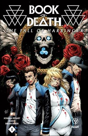 Book of Death: Fall of Harbinger 1-D