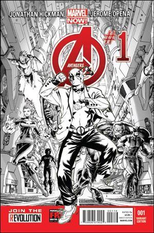 Avengers (2013) 1-H