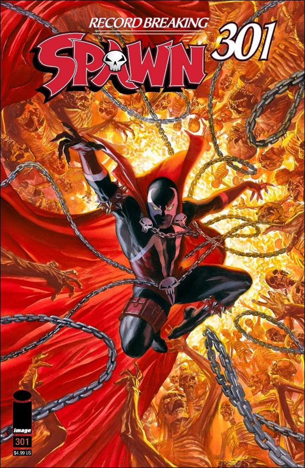 Spawn 301-K by Image