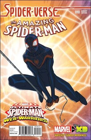 Amazing Spider-Man (2014) 10-B