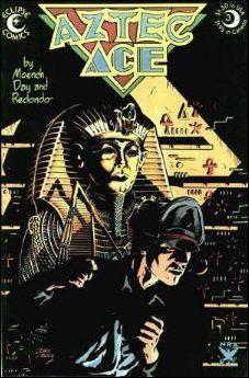 Aztec Ace 3-A by Eclipse