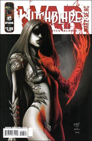 Witchblade 126-B by Top Cow