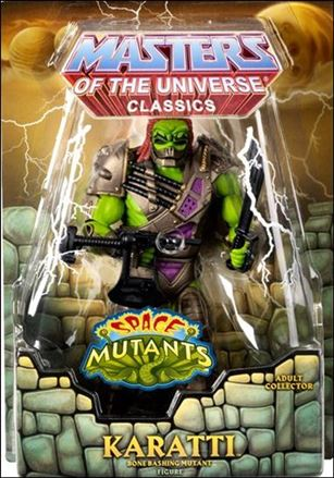 Masters of the Universe Classics Karatti