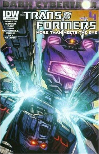 Transformers: More Than Meets the Eye (2012) 24-C by IDW
