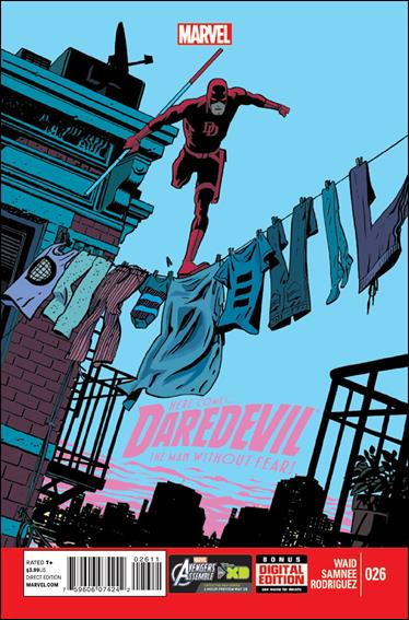 Daredevil (2011) 26-A by Marvel