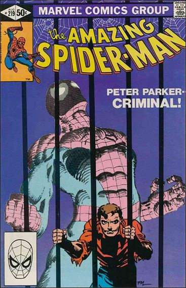 Amazing Spider-Man (1963) 219-A by Marvel