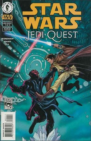 Star Wars: Jedi Quest 1-A