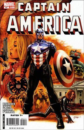 Captain America (2005) 41-A