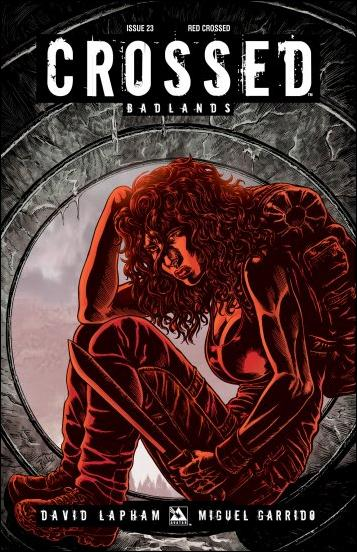 Crossed: Badlands 23-D by Avatar Press