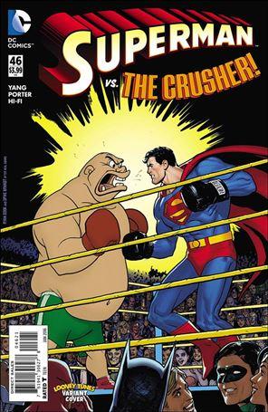Superman (2011) 46-B