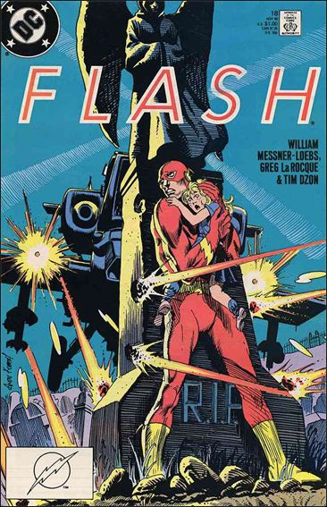 Flash (1987) 18-A by DC