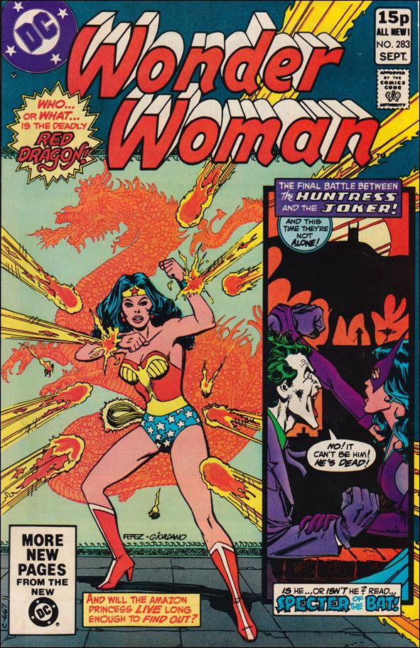 Wonder Woman (1942) 283-B by DC