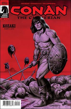 Conan the Cimmerian 19-A
