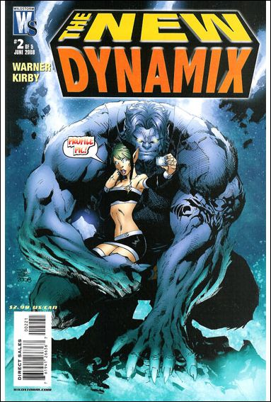 New Dynamix 2-B by WildStorm