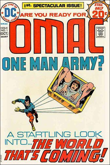 OMAC (1974) 1-A by DC