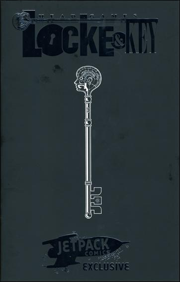 Locke & Key: Head Games 1-D by IDW