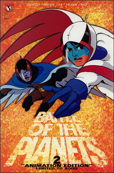 Battle of the Planets (2002) 2-B by Top Cow