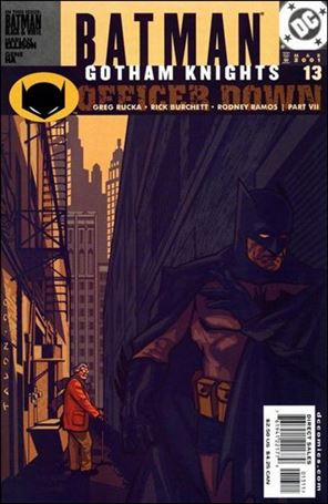 Batman: Gotham Knights 13-A
