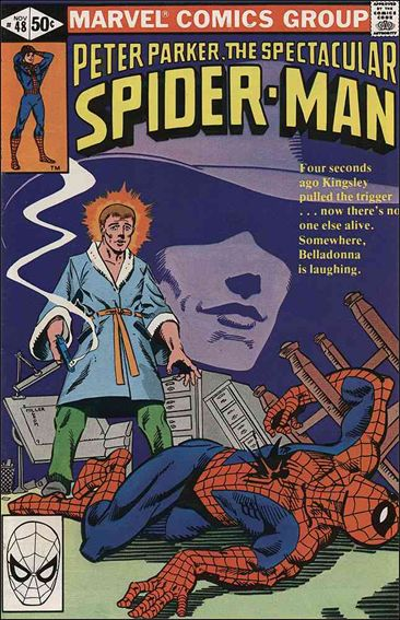 Spectacular Spider-Man (1976) 48-A by Marvel