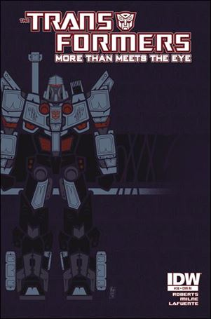 Transformers: More Than Meets the Eye (2012) 38-C