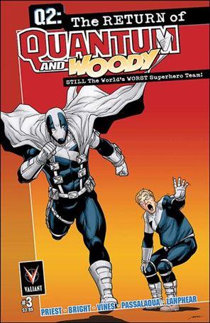 Q2: The Return of Quantum and Woody 3-B