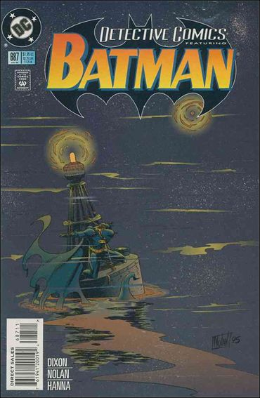Detective Comics (1937) 687-A by DC