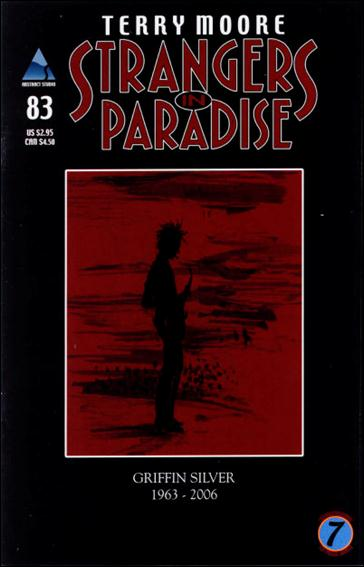 Terry Moore's Strangers in Paradise 83-A by Abstract Studio