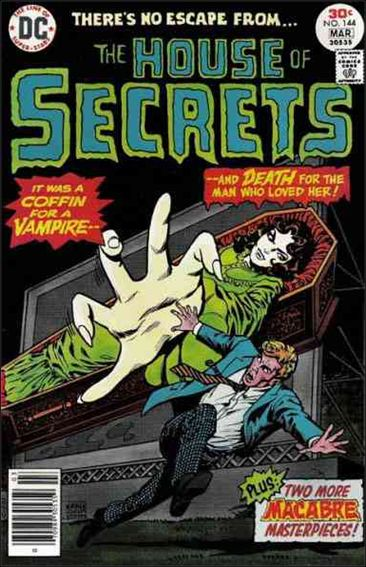 House of Secrets (1956) 144-A by DC