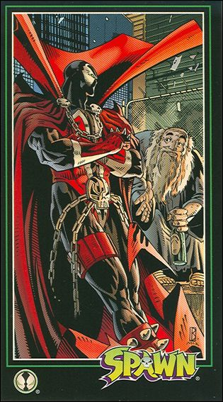 Spawn: Widevision (Base Set) 53-A by WildStorm