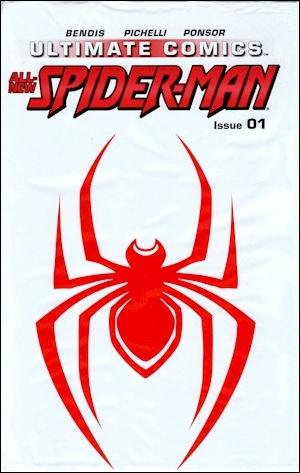 Ultimate Comics Spider-Man 1-A by Marvel