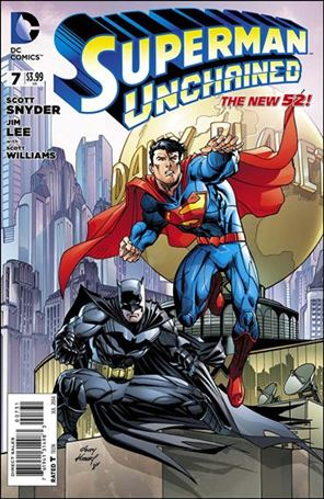 Superman Unchained 7-C