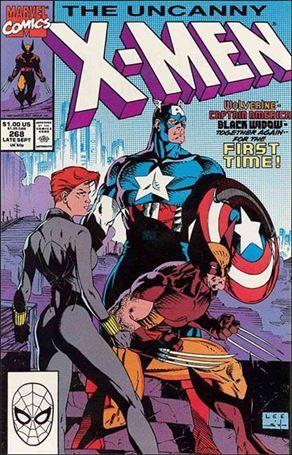 Uncanny X-Men (1981) 268-A