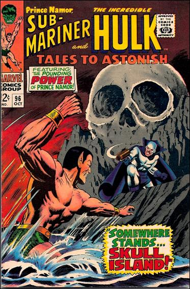 Tales to Astonish (1959) 96-A by Marvel