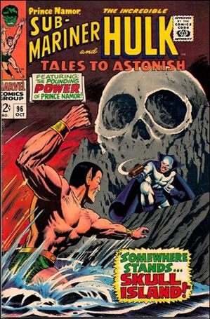Tales to Astonish (1959) 96-A