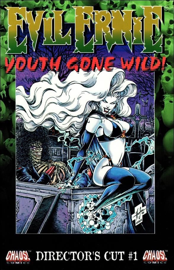 Evil Ernie: Youth Gone Wild - Director's Cut 1-A by Chaos! Comics